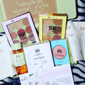 August 2017 Pixi Pretties Favourites