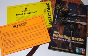 Whistling Kettle Tea of the Month Club 3
