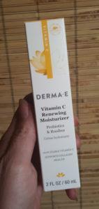 Derma e Vitamin C Moisturizer 1