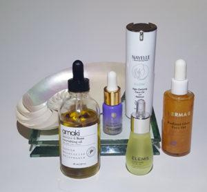 Favorite Facial Oils