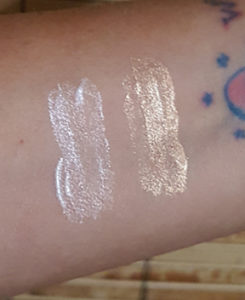 Fresh Luminizer Swatches 1