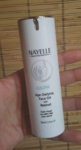 Nayelle Glow Oil 2