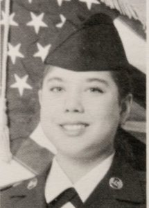 Me, as an Airman Basic, in the U.S. Air Force