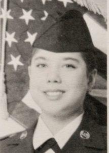 Me, as an Airman Basic, in the U.S. Air Force