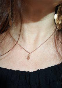 Alexcraft Pineapple Necklace 2
