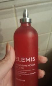 Elemis Fragipani Monoi Body Oil 6