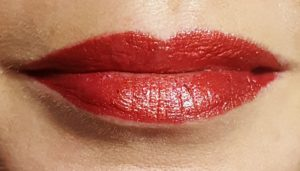 Buxom Metalix Lip Glide in Ruby Luster