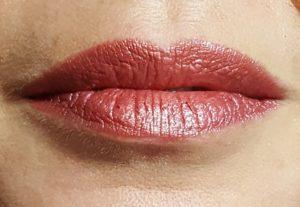 Buxom Metalix Lip Glide in Starry Rose