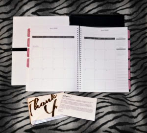 Abrie James Planner 2
