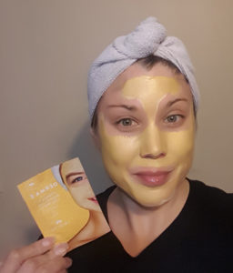 Derma E Vitamin C Mask Packet 1
