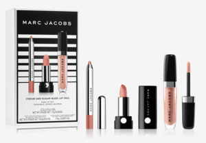 Marc Jacobs Cream Sugar Lip Trio