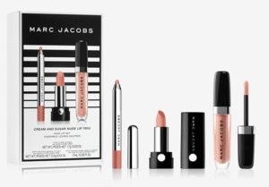 Marc Jacobs Cream Sugar Lip Trio