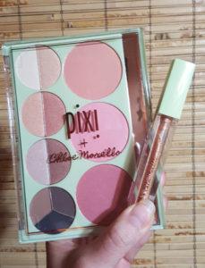 Pixi Chloe Morello Palette and Lip Icing