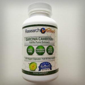 Research Verified Garcinia Cambogia 2