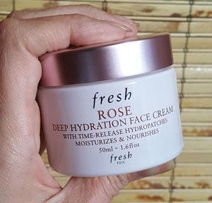 Fresh Rose Deep Hydration Face Cream 1