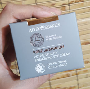 Alteya Organics Eye Cream 2