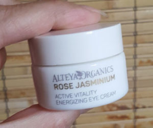 Alteya Organics Eye Cream 3