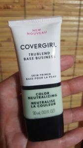 CoverGirl Color Neutralizing Primer 1