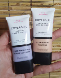 CoverGirl Pore Minimizing and Illuminating Primer