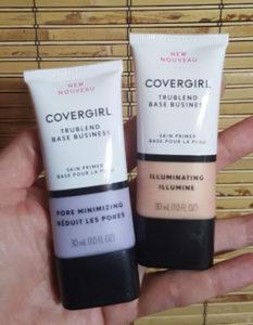 CoverGirl Pore Minimizing and Illuminating Primer